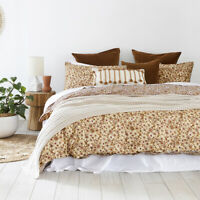 Bambury Marguerite Fully Reversible Quilt Cover Set