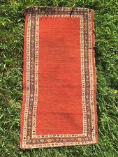"""Antique Mahal Oriental Rug 1'7"""" X 2'11"""""""