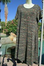 Lularoe Carly dress M multi-color stretch