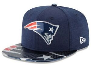 New England Patriots 2017 NFL Draft New Era 9FIFTY Snapback Hat - Youth Size
