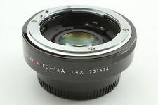 [ Excellent++++ ] Nikon Teleconverter TC-14A 1.4X w/ Rear Cap from Japan