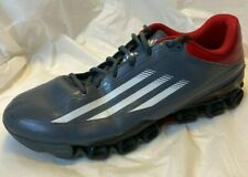 Adidas Bounce 5-Star Trainer G45790 Gray Red men Size 13 48 RARE Zoom Training