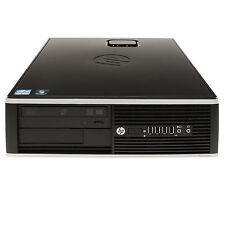 HP Elite 8200 SFF Intel i5 2400 3.1 GHz 8GB Ram 1TB DVD-RW Windows 10 Pro