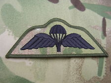 Parachute Regiment/Airborne Combat Jacket/Shirt MTP Para Wing Sew On Patch/Badge