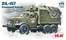 ICM 1/72 ZiL-157 Command Vehicle # 72551