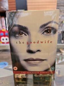 The Good Wife: DVD The Complete Series Seasons 1-7 New Sealed Box BOX SET