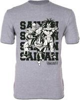 **Legit** Dragon Ball Z Vegeta Raditz Nappa Saiyan Group Authentic T-Shirt#21055