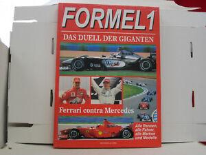 Buch Formel 1, Das Duell der Giganten 1998, 209 Seiten, deutsch