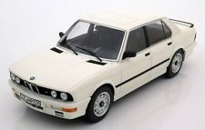 Norev 1986 BMW M535i (E28) White Color LE of 1000 in 1/18 Scale New! In Stock!