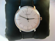 Junghans MAX BILL Automatic watch, self winding analog, dress, 38mm 027/3501