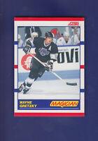 Wayne Gretzky Magician HOF 1990-91 Score Hockey CDN (MINT) #338