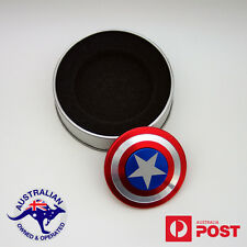 Captain America Fidget Spinner Hand Finger Stress Relief EDC Toy Gift ADD ADHD