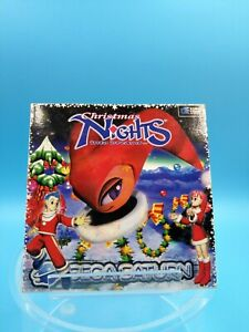 Video Game Sega Saturn Christmas Nights into Dreams Pouch Carton