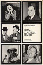 Piercarlo Fabbio - Guida al cinema comico (prima edizione, 1979)