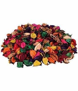 Artificial Flower Leaves for Home Decor, 100 grams, Multicolor