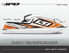 IPD Jet Ski Graphic Kit for Kawasaki 440 & 550 (EF Design)