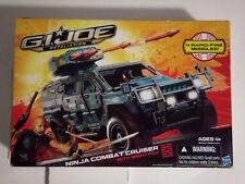 GI Joe Retaliation Ninja Combat Cruiser with Night Fox made by Hasbro in 2011