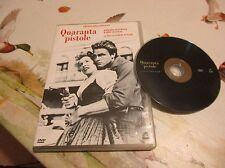 QUARANTA PISTOLE DVD PERFETTO BARBARA STANWICK SAMUEL FULLER -raro-