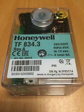 """Feuerungsautomat """"Honeywell"""" TF 834.3"""