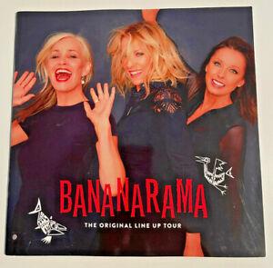 Bananarama - The Original Line Up Official Tour Book