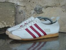Vintage 1960s Adidas Vienna UK 8 Made In West Germany OG stockholm bern berlin