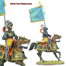 First Legion: REN032 French King's Mounted Standard Bearer