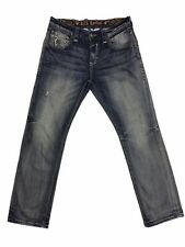 Rock Revival Remedy Straight Size 34 Mens Jeans Preowned