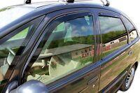 CITROEN XSARA PICASSO 1999-2008 Deflecteurs d'air Déflecteurs de vent 4pcs