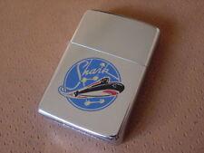 Vintage Zippo Lighter .... USS Shark ... SSN 591 .... Decom Crew
