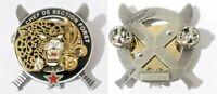 Brevet Commando CHEF DE SECTION FORET / CEFE du 3°REI LÉGION ÉTRANGÈRE / Guyane