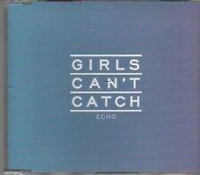 (CF601) Girls Can't Catch, Echo - 2010 DJ CD
