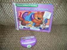 Leap Frog Leap Pad Little Touch ONE Bear in the Bedroom