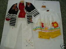 SO 09- Catimini SPIRIT Pantalones De Mezclilla; BLANCO Talla 8A + 12a