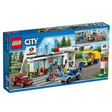 Lego 60132 Service Station City From Tates Toyworld