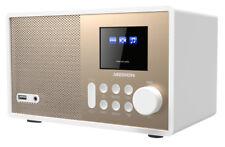 "MEDION E85059 MD 87559 Wireless LAN WLAN Internet Radio 2,4""/6,1cm Display weiß"