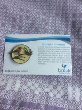Not RSPB Birdlife Australia Pin Badge Western Spinebill