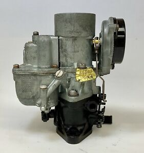 1940 Pontiac Carburetor 8 cylinder Carter WA-1 Old Rebuild 462SP