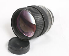Nikon Nikkor 135mm f/2 AI Manual Focus Lens