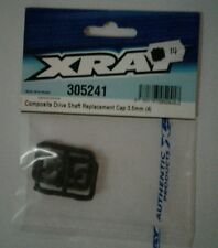 RC PART XRAY DRIVE SHAFT REPLACEMENT CAP 3.5MM X4  305241