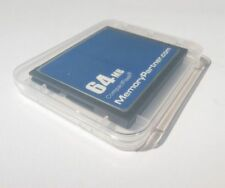 64MB CompactFlash Standard CF Memory Card OEM New Brand New W/Case Free Shipping