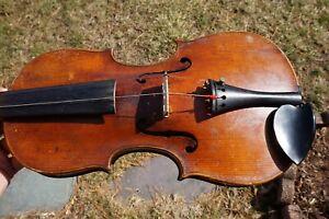 Antique German Violin Nicolaus Amatus