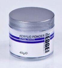 Powder Acrylic White  40g / The Edge nails / Supreme Quality  Porcelain nails