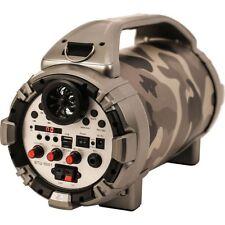 Blackmore Portable 750 Watts Amplified Bluetooth Speaker - Jungle Camo
