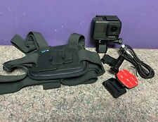 Go Pro Hero 7 Black Action Camera with accessories SPCH1 Working