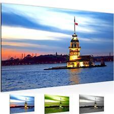 WANDBILDER Istanbul Türkei VLIES LEINWAND BILD - XXL BILDER KUNSTDRUCK 604114P