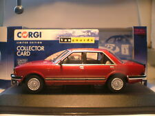 WOW VERY RARE VANGUARDS 1/43 1983 FORD GRANADA 2.8 GHIA MK2 RIGHT HAND DRIVE NLA