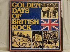 Golden Days Of British Rock 4x - Vinyls