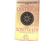 VG! The Rosetta Key : An Ethan Gage Adventure by William Dietrich (2009, PB)