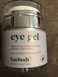 Baebody Eye Gel For Wrinkles, Puffiness & Dark Circles  1.7 oz / 50 ml C31 C