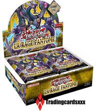 Yu-Gi-Oh! Boite de 24 Boosters : La Rage Fantome